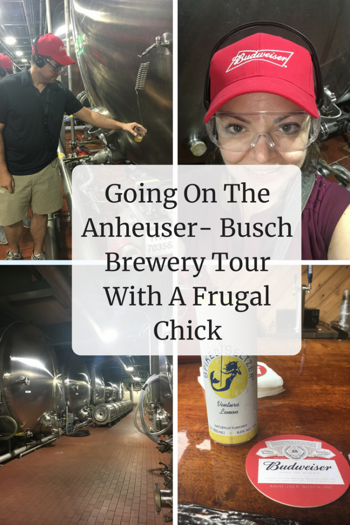 Going On The Anheuser- Busch Brewery Tour- In Williamsburg, VA on select weekends you can tour the Anheuser- Busch Brewery. Here is our experience!
