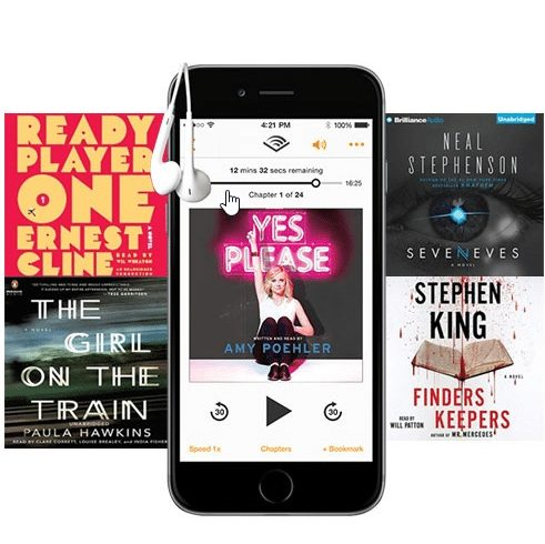 Audible 2 free books offer