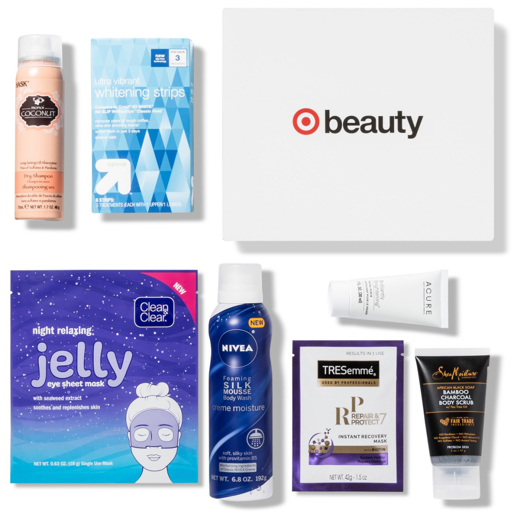Target July Beauty Boxes Are Now Available