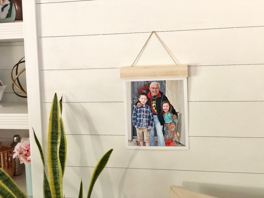 75 off wood hanger board photo prints free in store pickup at