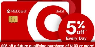Target REDcard Holders Get Early Access to Black F...