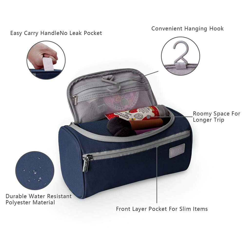 7a04953e2af7 Amazon Lowest Price: Waterproof HRS Hanging Travel Toiletry Bag