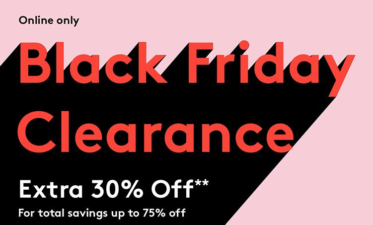 picture about Nordstrom Rack Printable Coupons called Nordstrom Rack Black Friday Clearance Sale is Reside! Conserve up