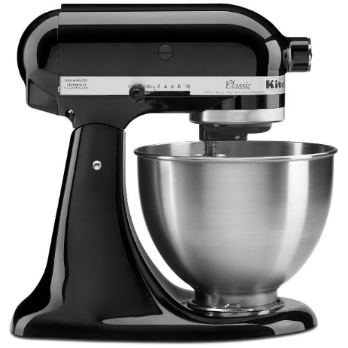 macy 39 s black friday now kitchenaid classic 4 5 qt stand mixer. Black Bedroom Furniture Sets. Home Design Ideas