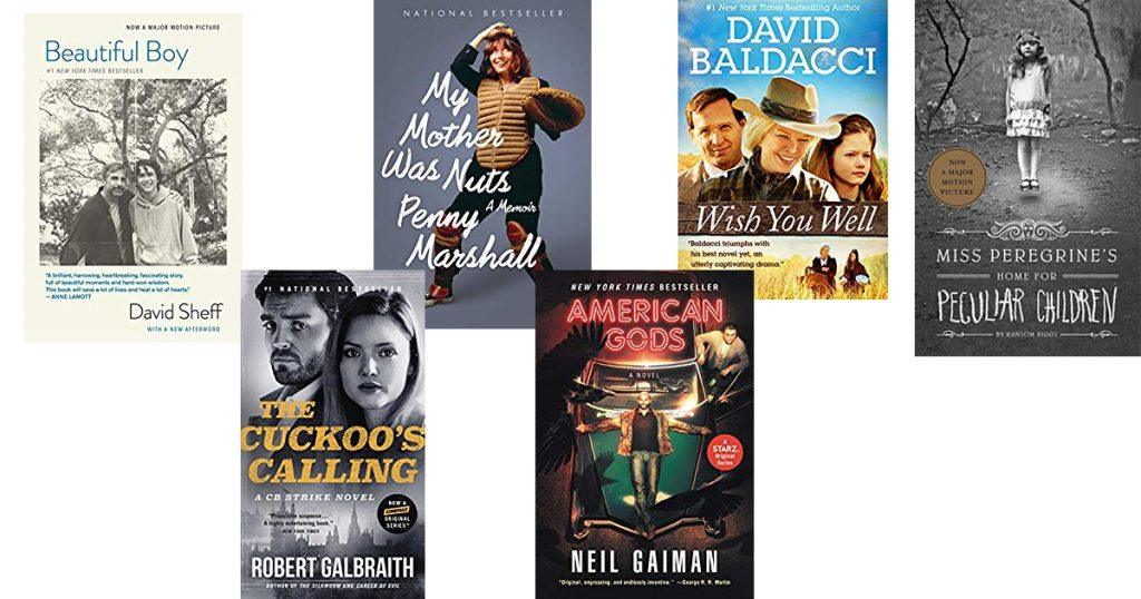 Amazon: Save Up To 80% on Kindle Books That Are Movies