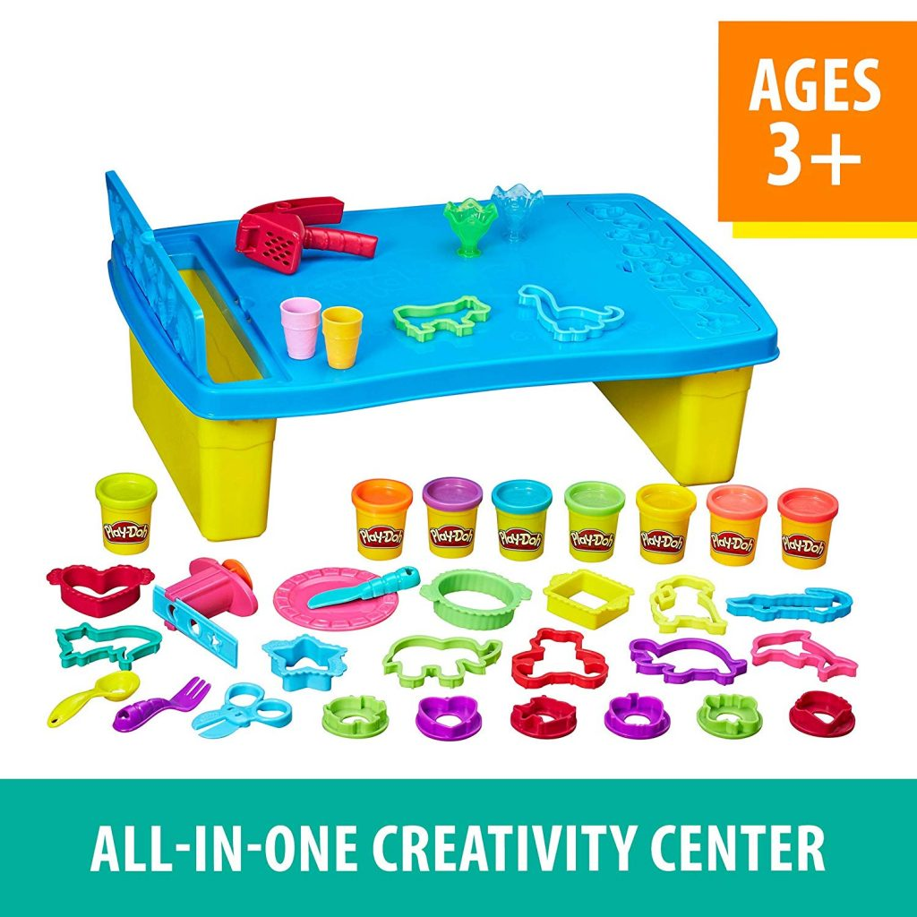 Amazon Lowest Price Play Doh Play N Store Table Arts Crafts