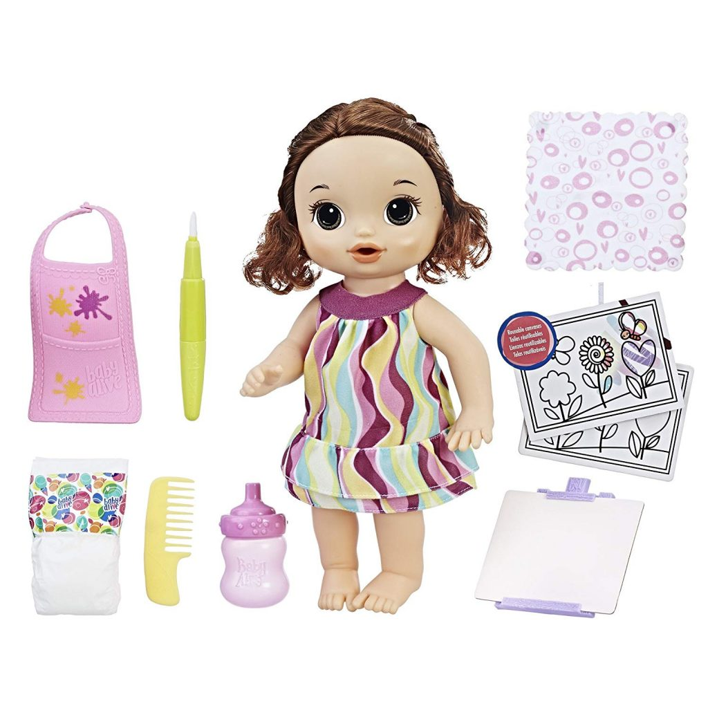 Amazon Almost Lowest Price Baby Alive Finger Paint Baby