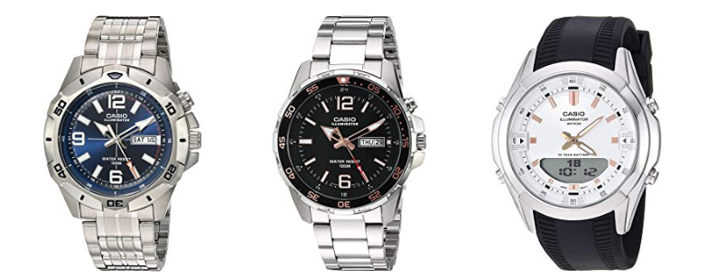 2325ba57d5f3 Amazon  Save Up To 70% on Casio Watches (Prices Start at  19.99)