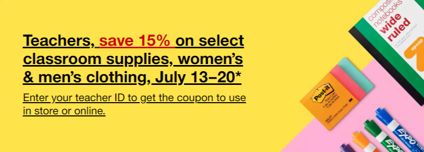 This season discount begins to the 20th of July