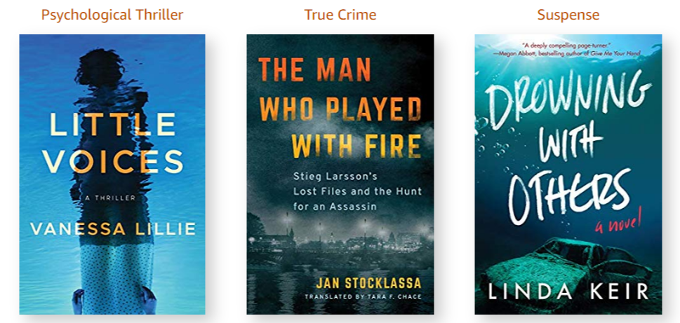Amazon First Reads: Amazon Prime Members TWO Free Books This