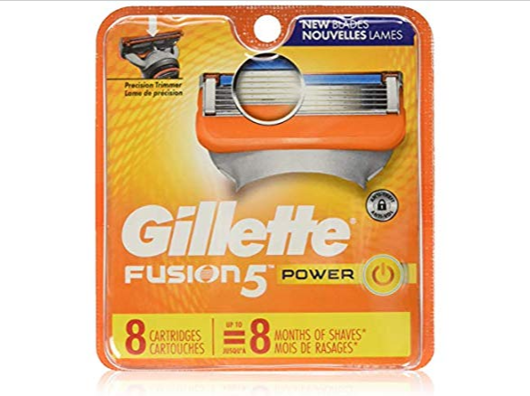 coupons for gillette fusion refills