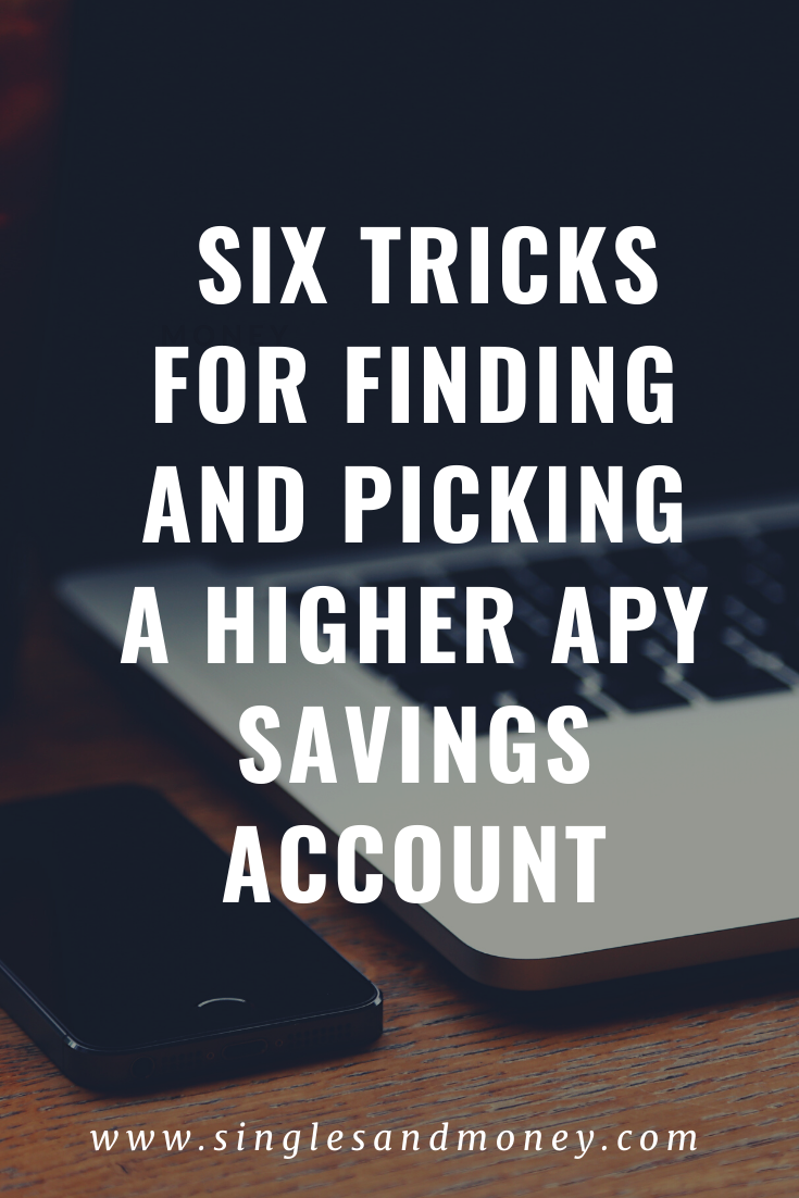 How To Find Savings Accounts That Pay More Money- Find accounts that mean you use that money to make YOU money and not the bank.