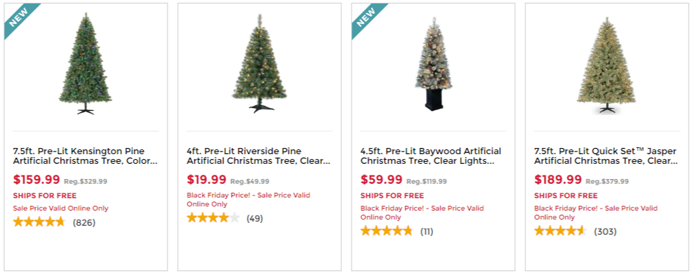 Black Friday Christmas Tree Deals 2019.Michael S Tremendous Tree Event Get Black Friday Pricing Now