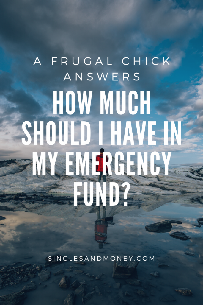 How Much Should I Have In My Emergency Fund?