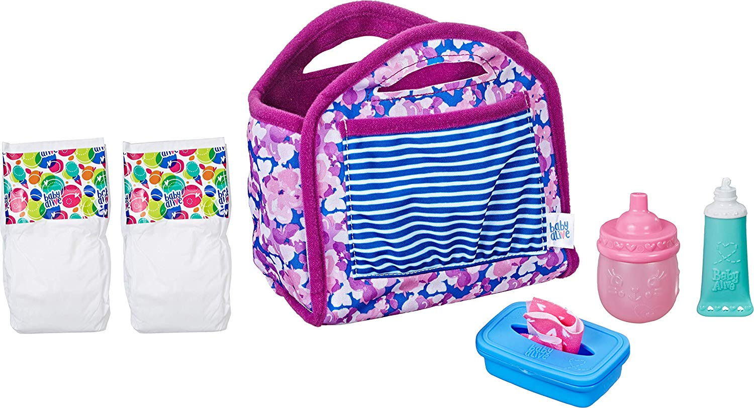 Amazon Lowest Price Baby Alive Diaper Bag Refill Doll