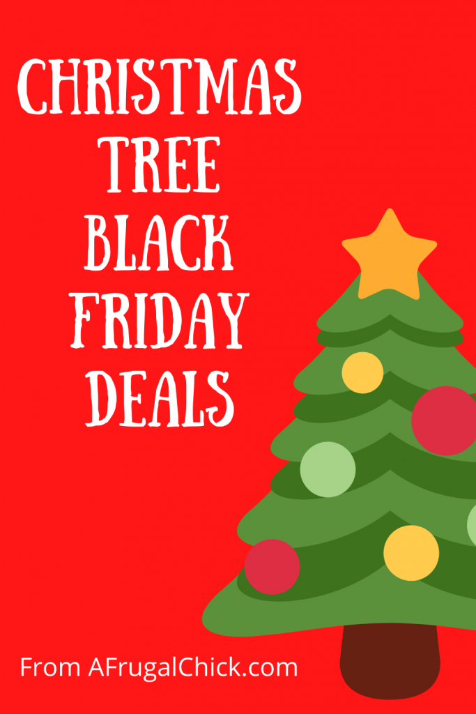 Christmas Tree Black Friday- Ready to grab a Christmas Tree on Black Friday? Check out all the deals from the major stores.