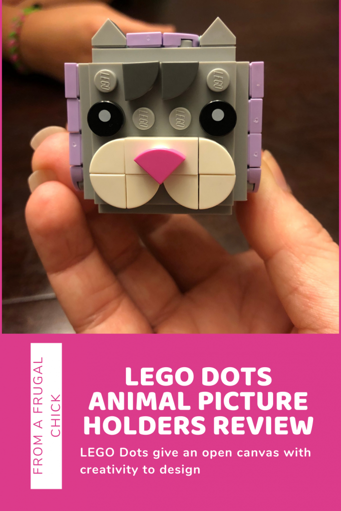 LEGO Dots Animal Picture Holders Review