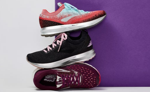 Running Shoe Sale Featuring Brooks Shoes