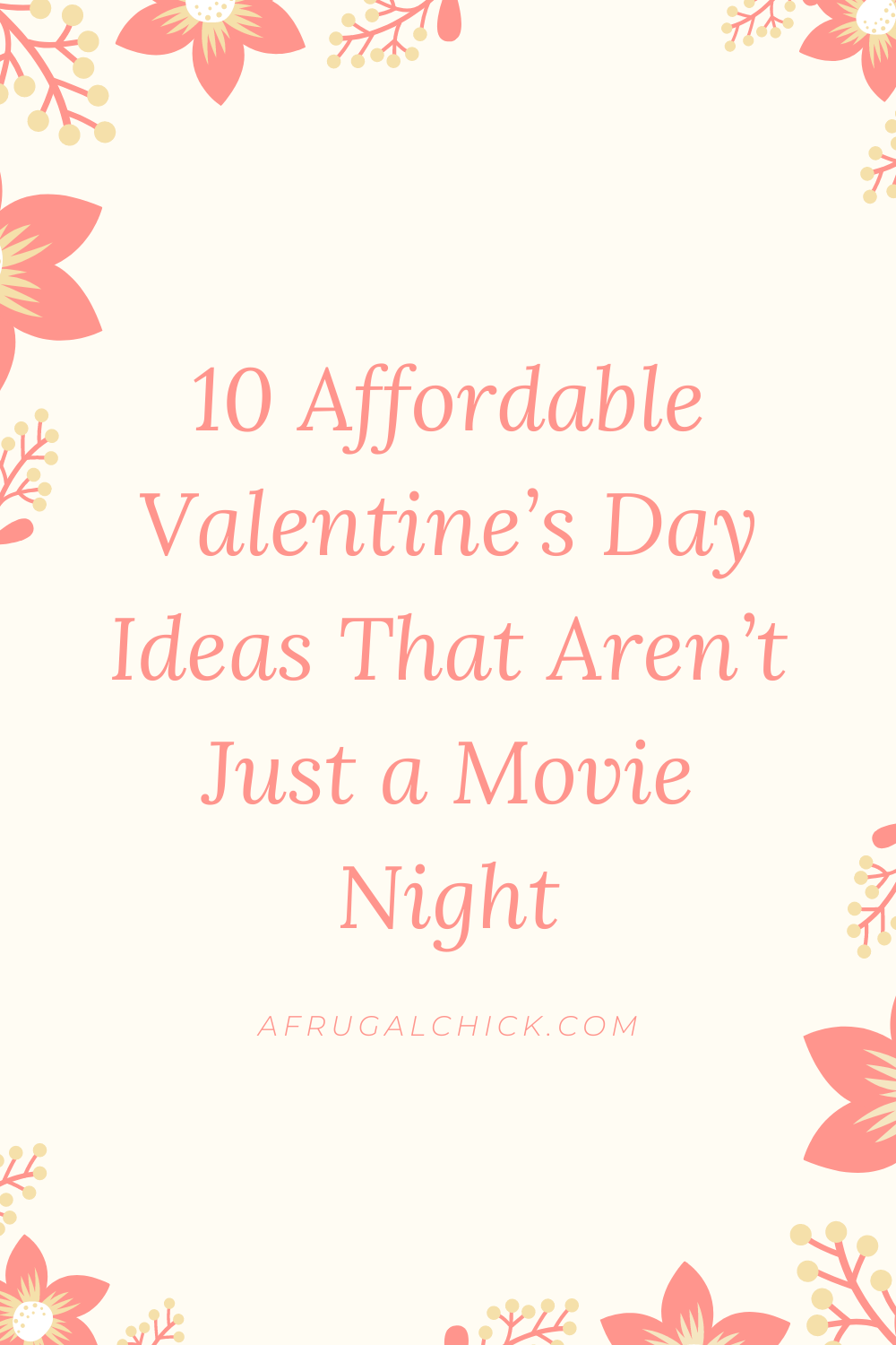 Affordable Valentine's Day Ideas- If you need some ideas for Valentine's Day but you have a budget check these out!
