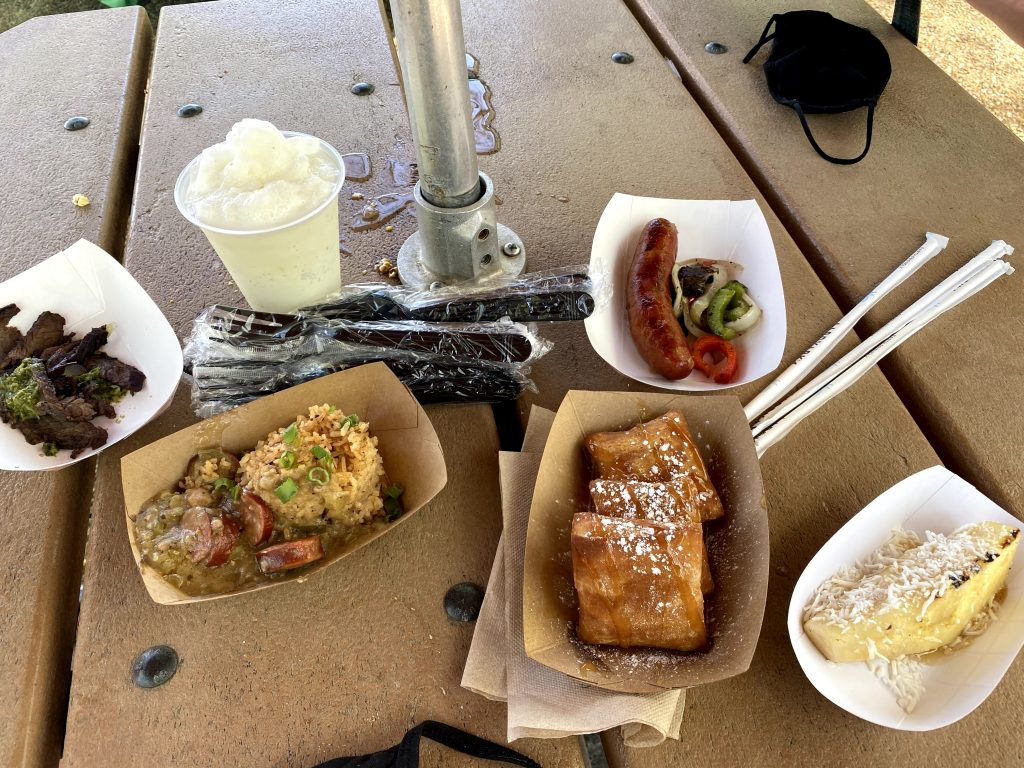 Busch Gardens Williamsburg Food and Wine Festival 2021 Review
